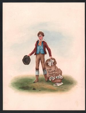 Schoolgirl Art of the Late 18th and Early 19th Centuries